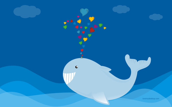 love_whale_by_lovemydesktop